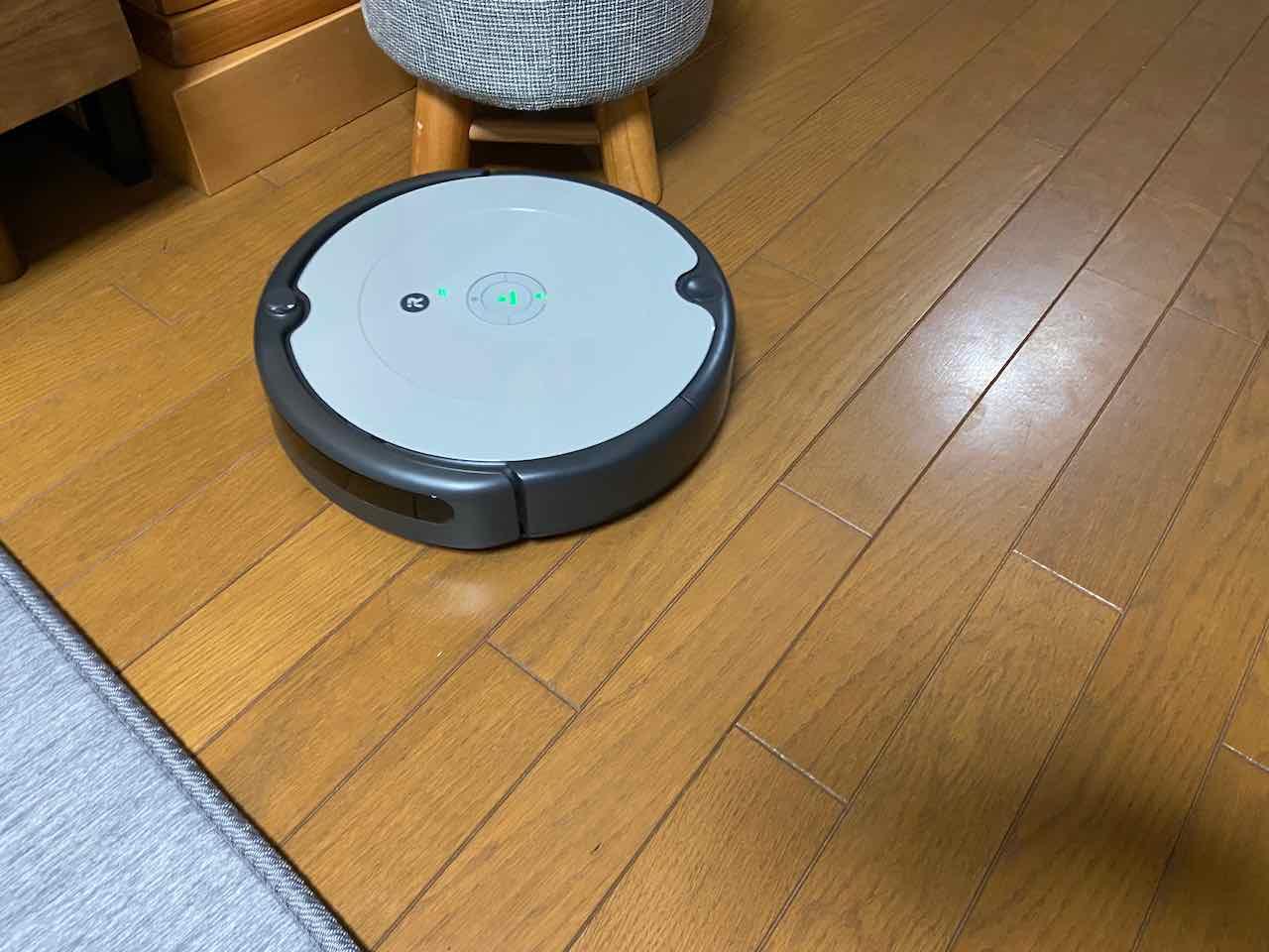 ルンバ 掃除機ロボット