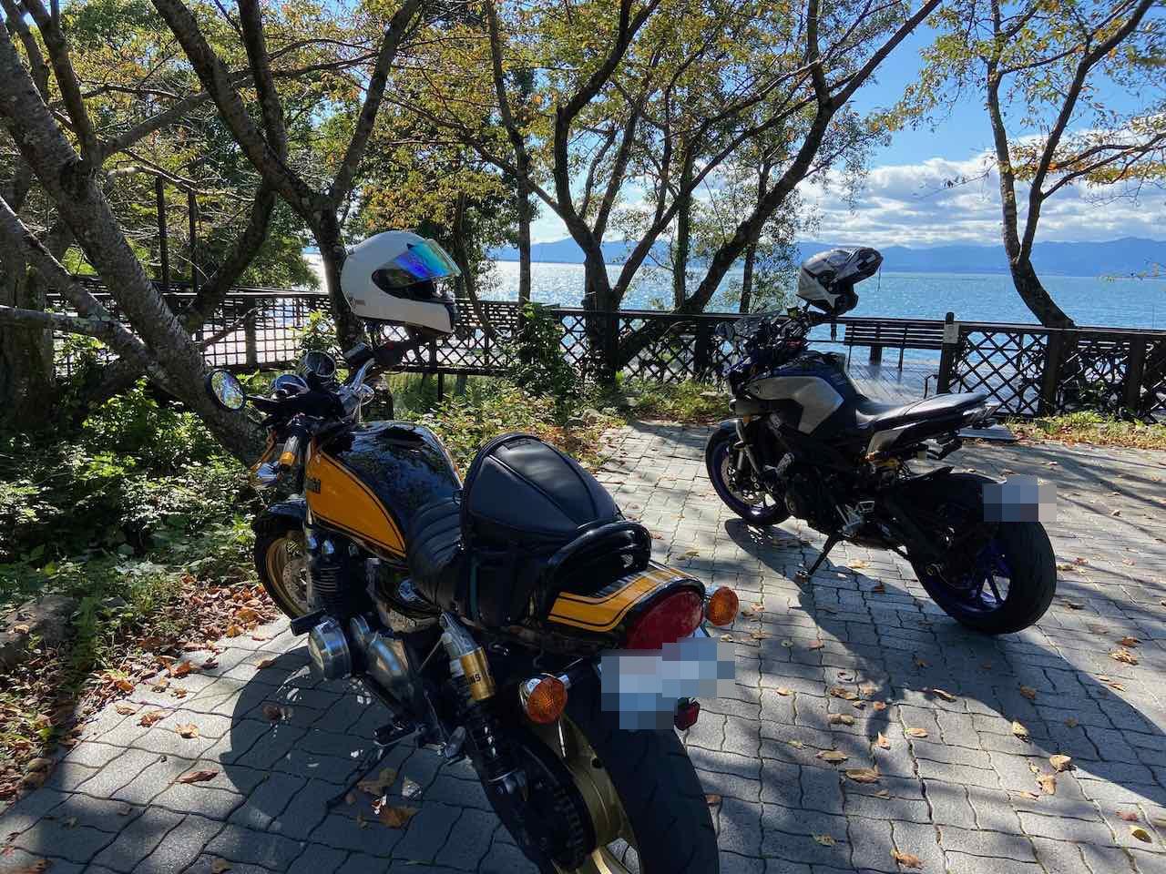 ガイザーベルク琵琶湖